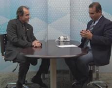 Entrevista de Sérgio Bebiano no Programa Espaço Aberto