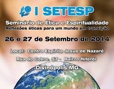 I SETESP – Seminário de Ética e Espiritualidade